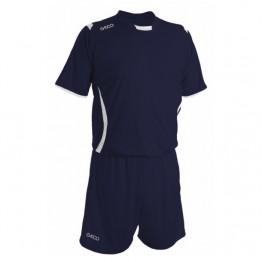 Echipament fotbal bleumarin GECO