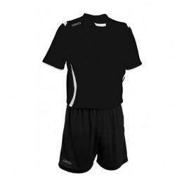 Echipament fotbal negru GECO