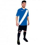 Echipament Fotbal Kit LIMA LEGEA Royal-Alb Masura XL