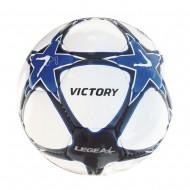 Minge fotbal Victory LEGEA, Alb/Albastru, 5