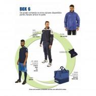 Set echipament sportiv fotbal BOX 6 CLASSICS