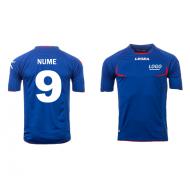 Imprimare numar si nume pe tricou