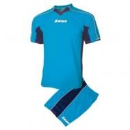 Echipament fotbal Kit Poseidon, Royal-Blue, ZEUS - OLR
