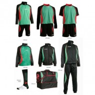 Set complet echipament fotbal Patrick Gold 110