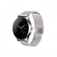 Ceas Smartwatch IMK K88H Android IOS, Metalic, Argintiu