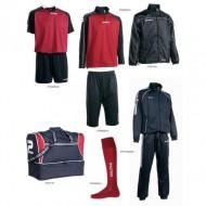 Set complet echipament fotbal Patrick Silver 105