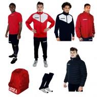 Set complet echipament fotbal Tempesta LEGEA