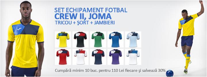 Set fotbal Crew 2 Joma