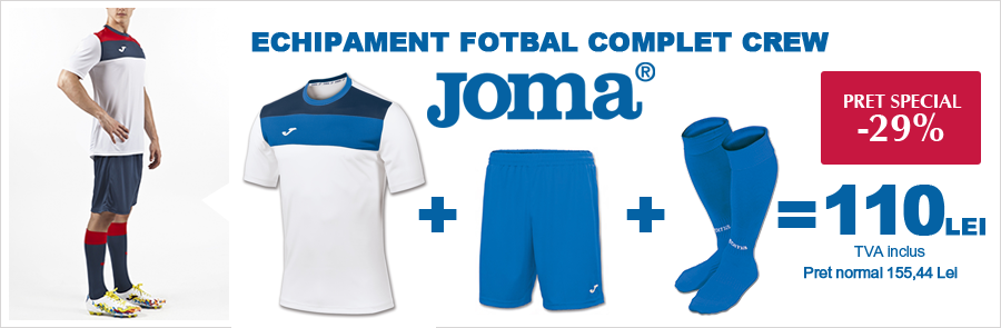 Echipament fotbal JOMA