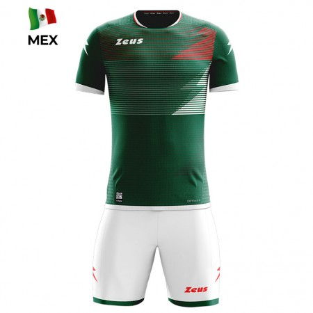 Echipament fotbal Mexic