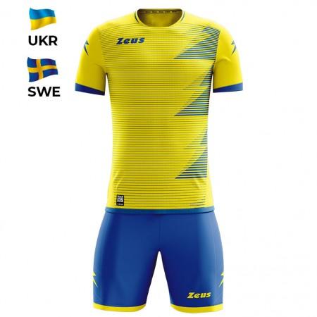 Echipament fotbal Suedia