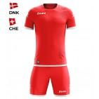 Echipament fotbal Kit Mundial - Danemarca - Elvetia, ZEUS