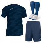 Set complet echipament fotbal Combi Grafity, JOMA