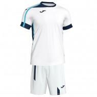 Set echipament fotbal Roma II, JOMA