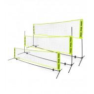 Fileu reglabil pentru fotbal tenis, volei si badminton, ZEUS