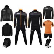 Set complet echipament sportiv Uragano, LEGEA