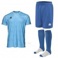 Echipament fotbal Porto, tricou, sort si jambiere, LUANVI