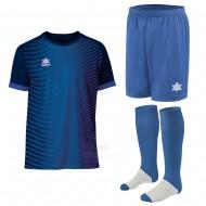 Echipament fotbal Rio, tricou, sort si jambiere, LUANVI