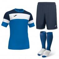 Echipament fotbal Kit Crew IV, JOMA