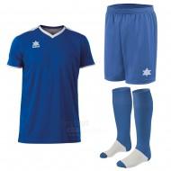 Echipament fotbal Match, tricou, sort si jambiere, LUANVI