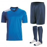 Kit fotbal Leeds, tricou, sort si jambiere, SPORTIKA