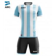 Echipament fotbal Kit Mundial - Argentina, ZEUS