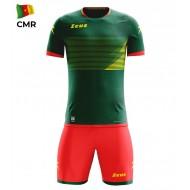 Echipament fotbal Kit Mundial - Camerun, ZEUS