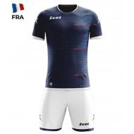 Echipament fotbal Kit Mundial - Franta, ZEUS