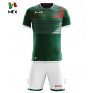 Echipament fotbal Kit Mundial - Mexic, ZEUS