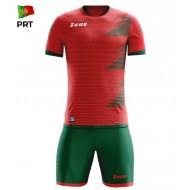 Echipament fotbal Kit Mundial - Portugalia, ZEUS