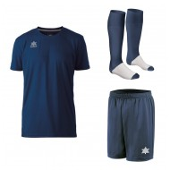 Echipament fotbal Pol, tricou, sort si jambiere, LUANVI