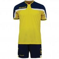 Echipament fotbal Kit America GIVOVA