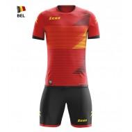 Echipament fotbal Kit Mundial - Belgia, ZEUS