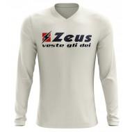 Tricou din bumbac Maglia Dual ML, ZEUS