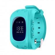 Ceas Smartwatch GPS monitorizare copii IMK Q50, Albastru