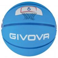 Minge baschet albastra, marimea 5, Easy, GIVOVA