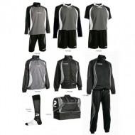 Set complet echipament fotbal Patrick Gold 003
