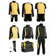 Set complet echipament fotbal Patrick Gold 015