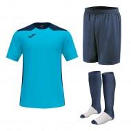 Set echipament fotbal, tricou Championship IV JOMA, sort si jambiere Concept Champion