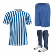 Set echipament fotbal, tricou Copa II JOMA, sort si jambiere Concept Champion