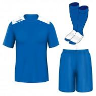 Set echipament fotbal tricou, sort si jambiere Minsk, SPORTIKA