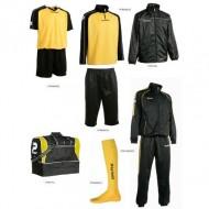 Set complet echipament fotbal Patrick Silver 015
