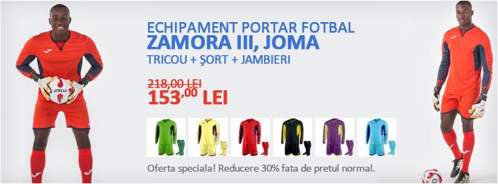 Echipament portar fotbal Zamora 3, JOMA