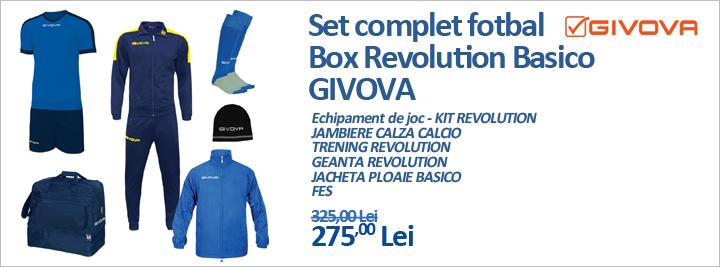 Box Revolution Givova