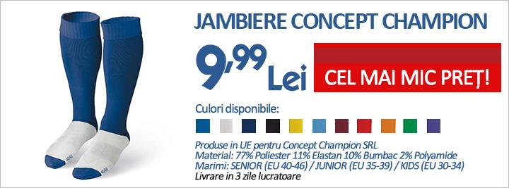 Jambiere Concept Champion