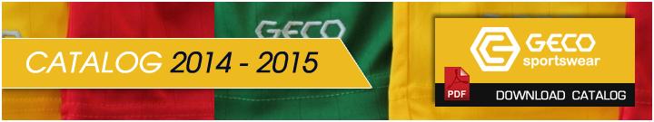 Catalog echipament sportiv GECO